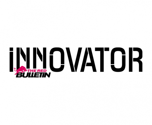 Featured in Red Bulletin Innovator